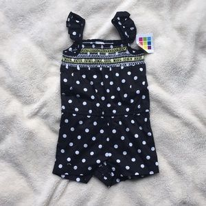 Cute romper 12 months new with tags